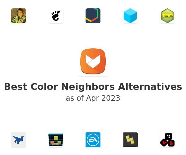 Best Color Neighbors Alternatives
