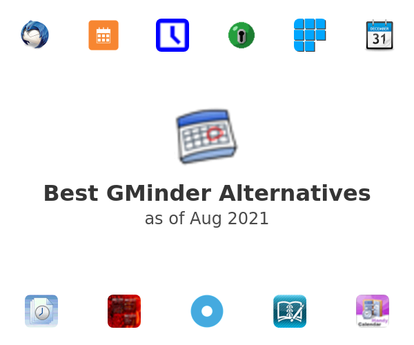 Best GMinder Alternatives