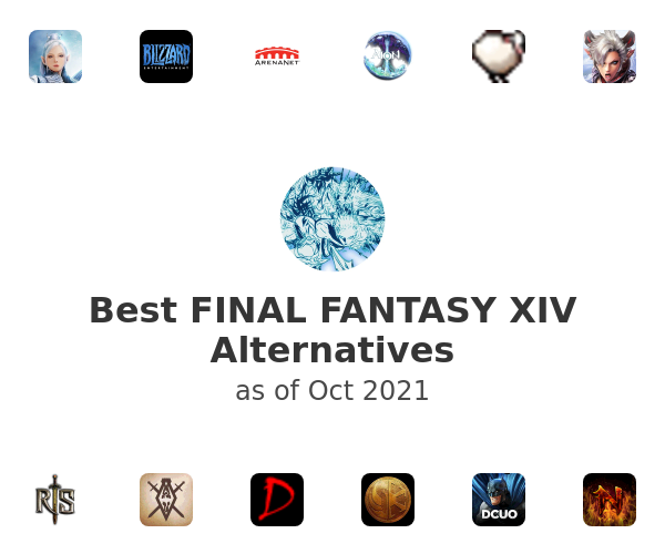 Best FINAL FANTASY XIV Alternatives