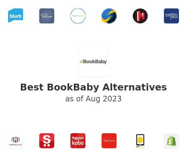 Best BookBaby Alternatives