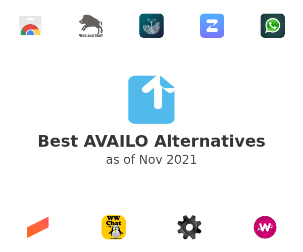 Best AVAILO Alternatives