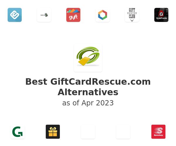 Best GiftCardRescue.com Alternatives