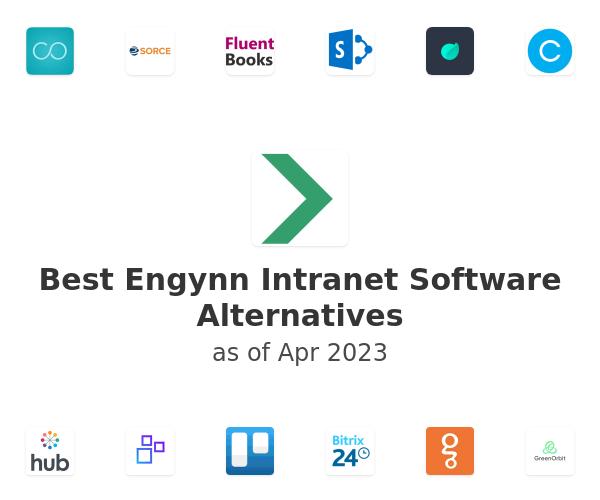 Best Engynn Intranet Software Alternatives