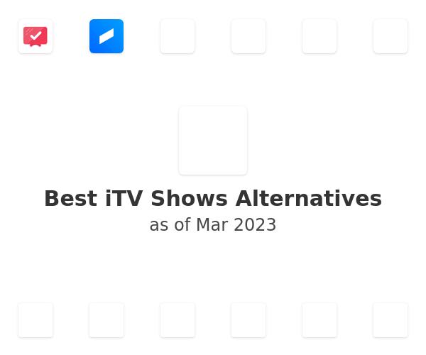 Best iTV Shows Alternatives