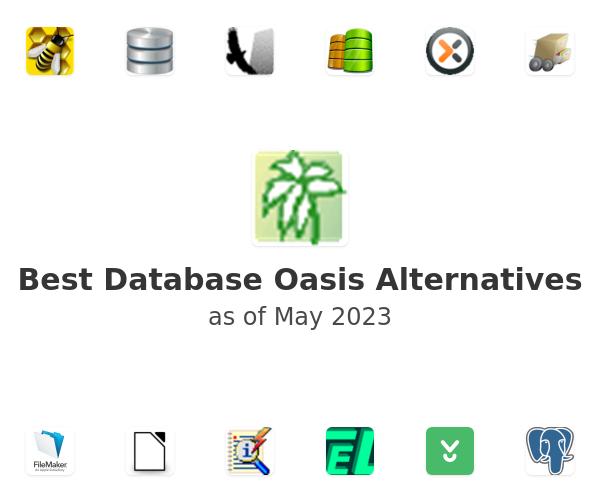 Best Database Oasis Alternatives