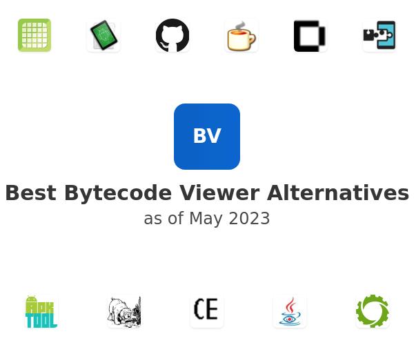 Best Bytecode Viewer Alternatives