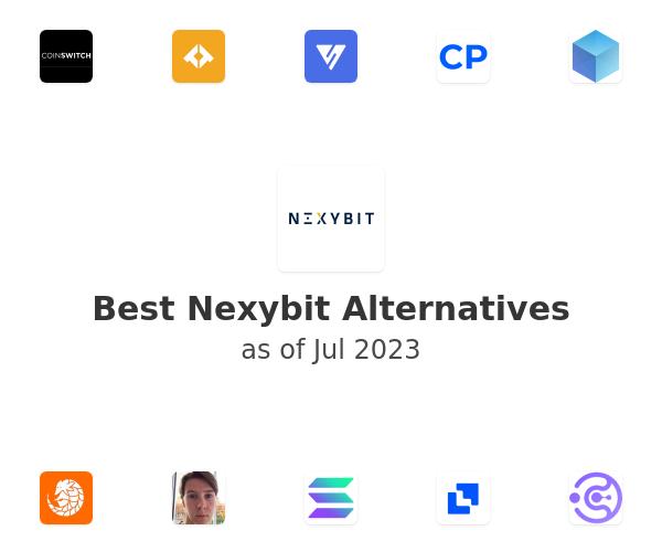 Best Nexybit Alternatives