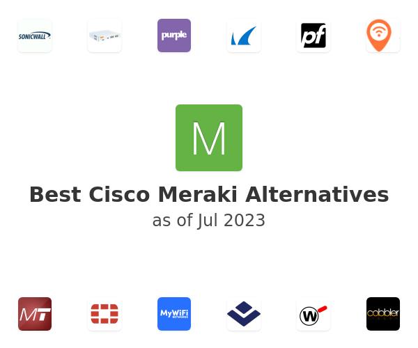 Best Cisco Meraki Alternatives