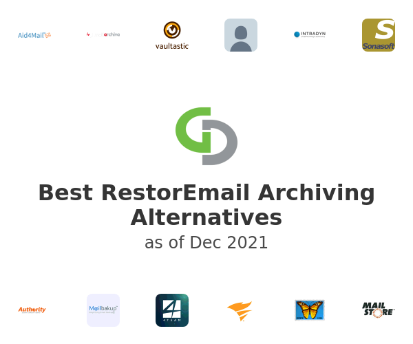 Best RestorEmail Archiving Alternatives