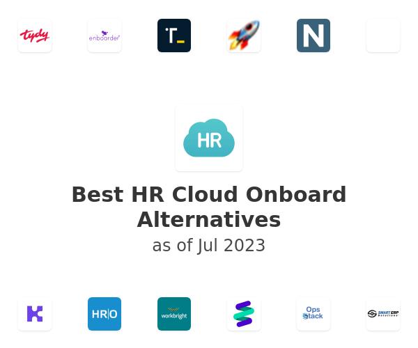 Best HR Cloud Onboard Alternatives