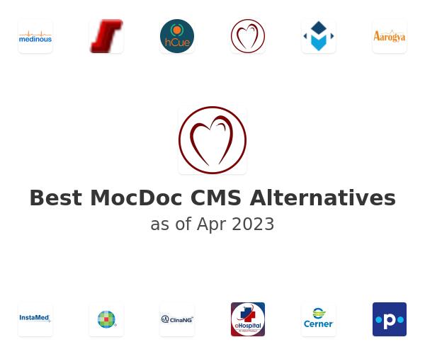 Best MocDoc CMS Alternatives