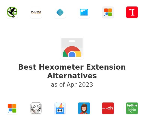 Best Hexometer Alternatives