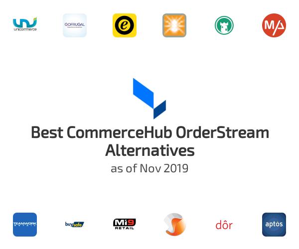 Best CommerceHub OrderStream Alternatives