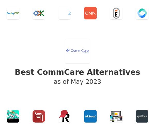 Best CommCare Alternatives