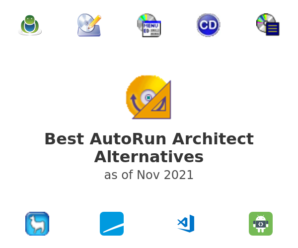 Best AutoRun Architect Alternatives