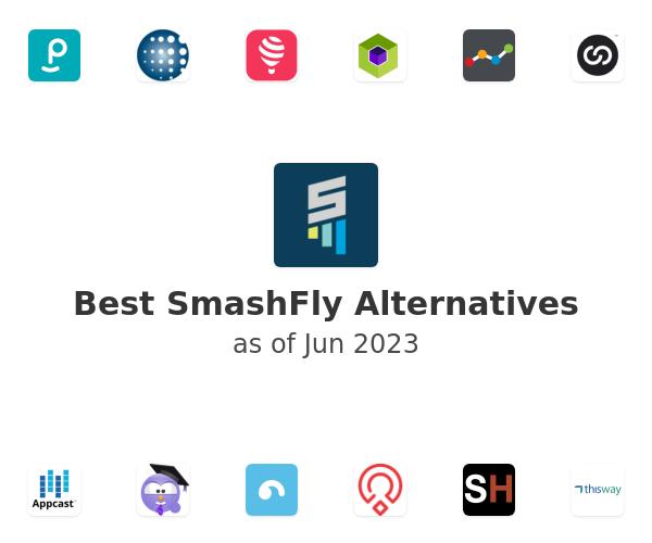 Best SmashFly Alternatives