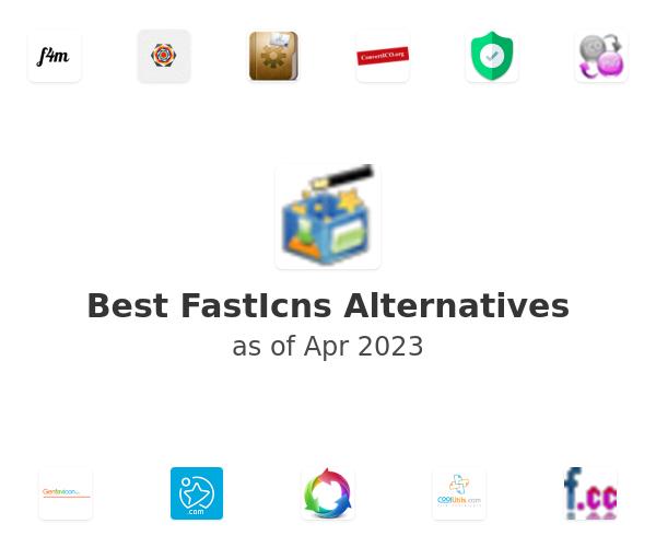 Best FastIcns Alternatives