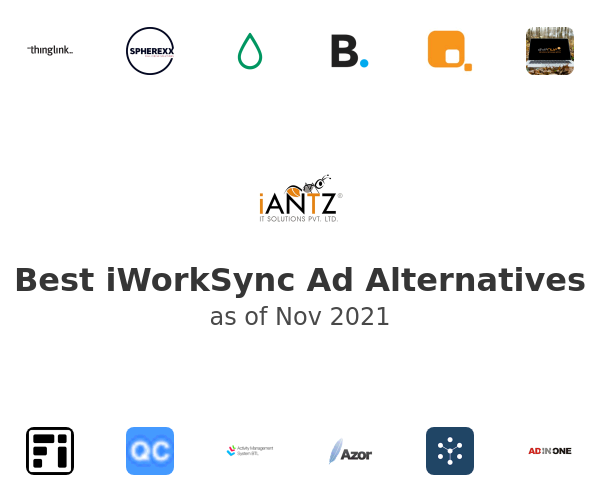 Best iWorkSync Ad Alternatives