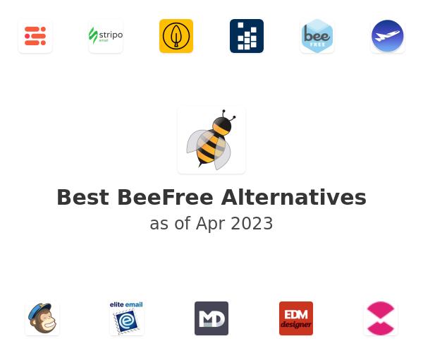 Best BeeFree Alternatives
