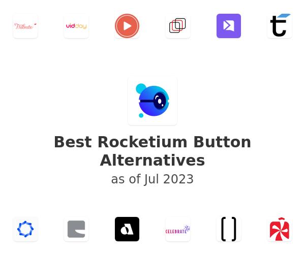 Best Rocketium Button Alternatives