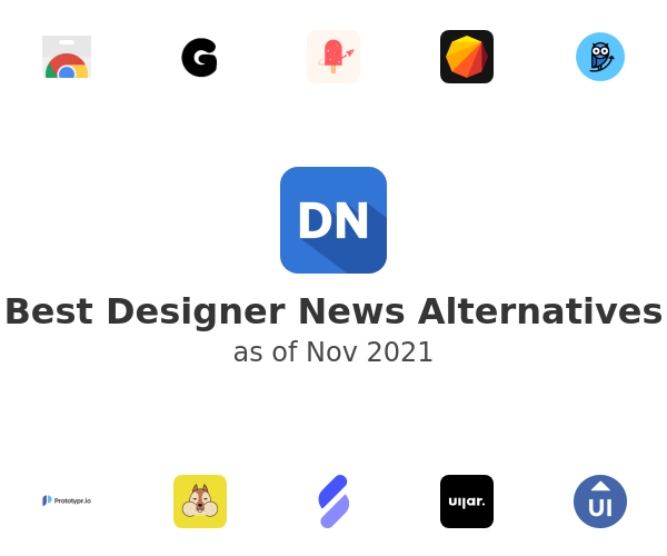 Best Designer News Alternatives