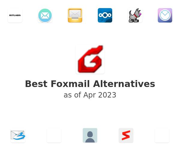 Best Foxmail Alternatives