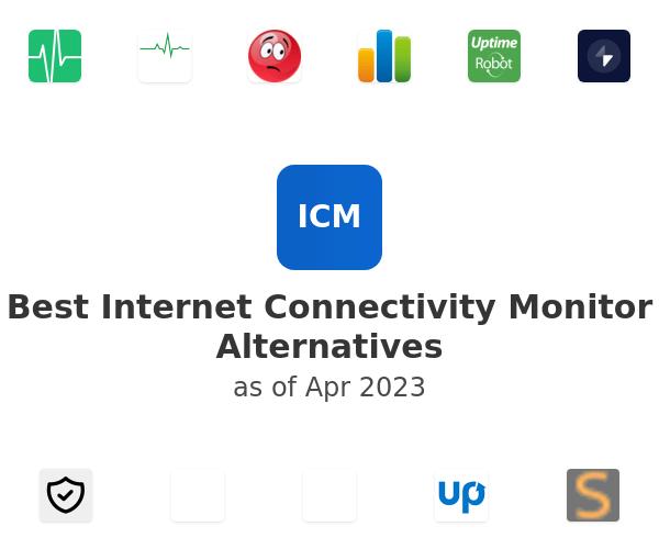 Best Internet Connectivity Monitor Alternatives