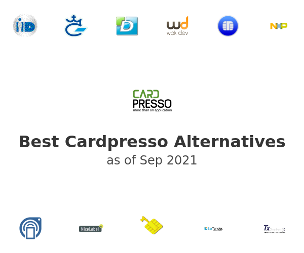 Best Cardpresso Alternatives