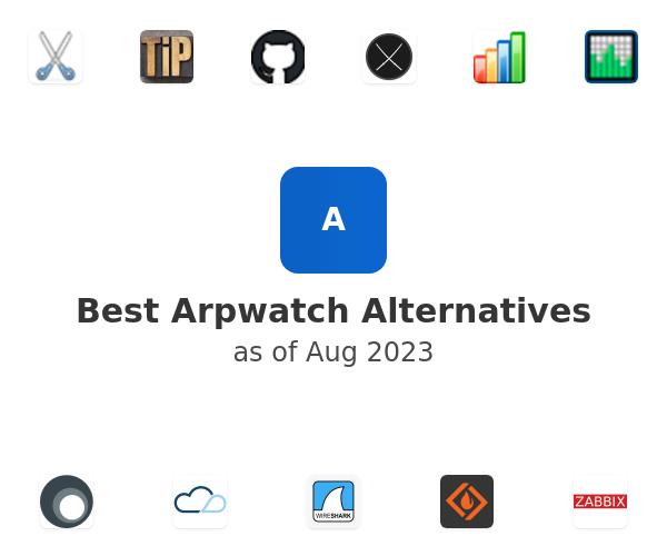 Best Arpwatch Alternatives