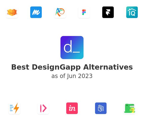 Best DesignGapp Alternatives