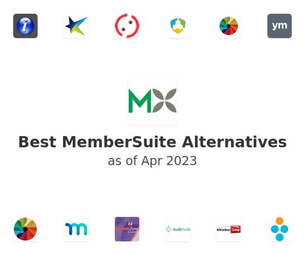 Best MemberSuite Alternatives