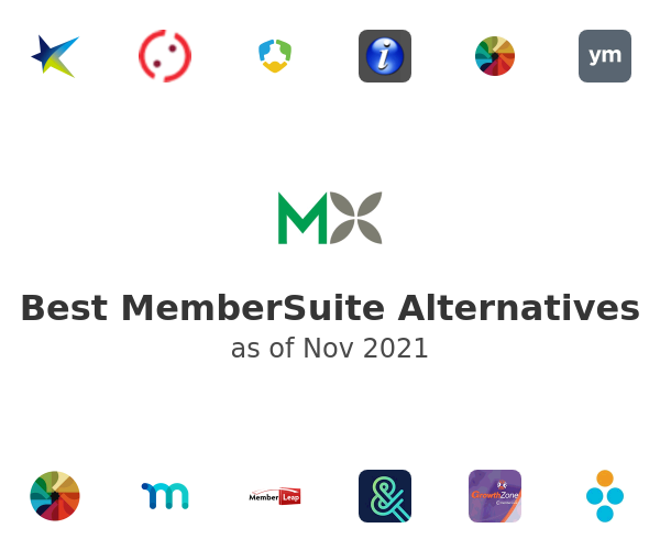 Best MemberSuite Alternatives