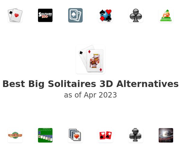 Best Big Solitaires 3D Alternatives