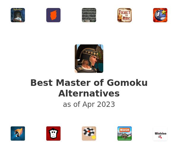 Best Master of Gomoku Alternatives