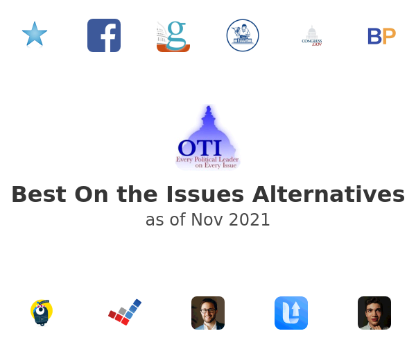Best On the Issues Alternatives
