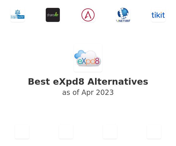 Best eXpd8 Alternatives