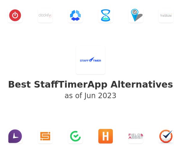 Best StaffTimerApp Alternatives