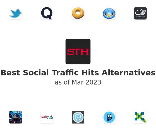 Best Social Traffic Hits Alternatives