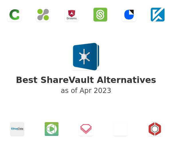 Best ShareVault Alternatives
