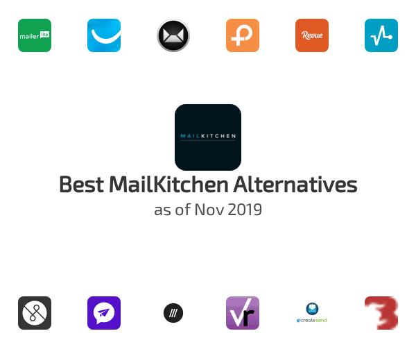 Best MailKitchen Alternatives