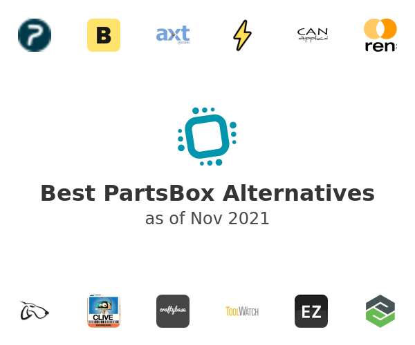 Best PartsBox Alternatives