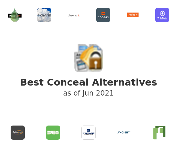 Best Conceal Alternatives