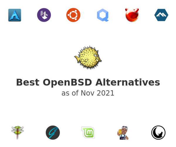 Best OpenBSD Alternatives