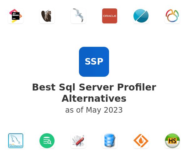 Best Sql Server Profiler Alternatives