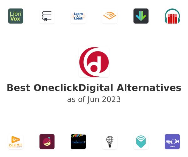 Best OneclickDigital Alternatives