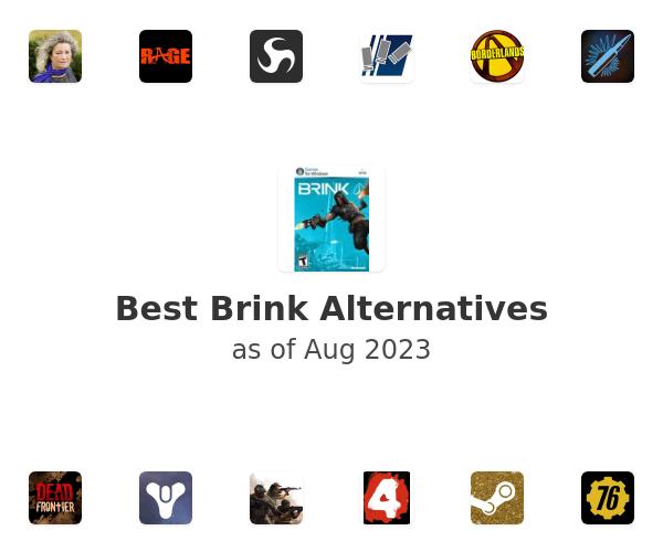 Best Brink Alternatives