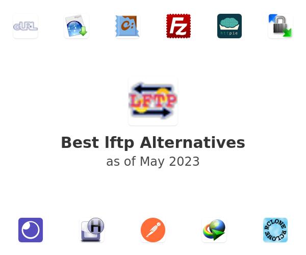 Best lftp Alternatives