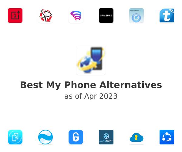Best My Phone Alternatives