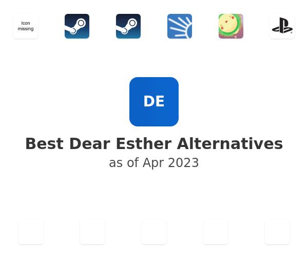 Best Dear Esther Alternatives