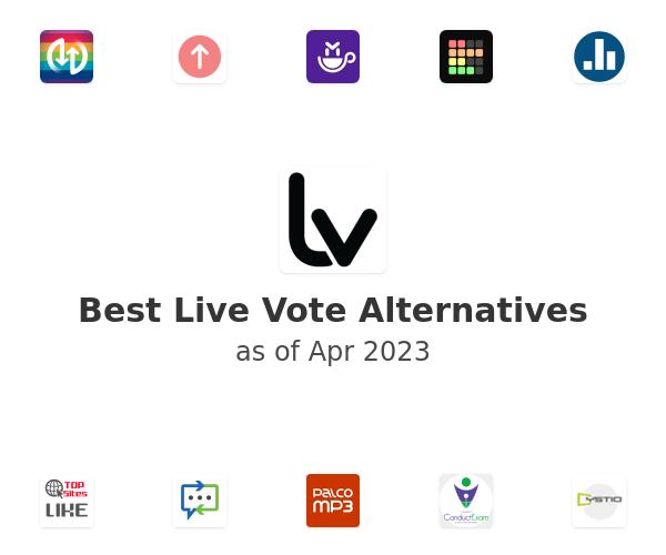 Best Live Vote Alternatives